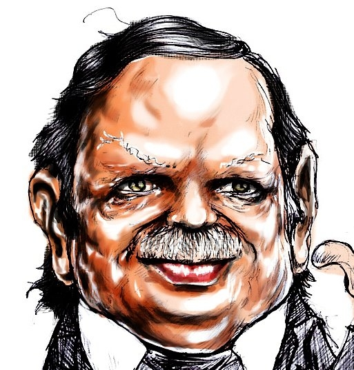 Abdelaziz Bouteflika par slimensay